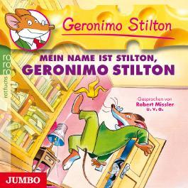 Mein Name ist Stilton, Geronimo Stilton