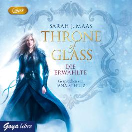 Throne of Glass. Die Erwählte, 2 MP3-CDs