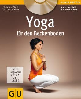Yoga für den Beckenboden (+ DVD)