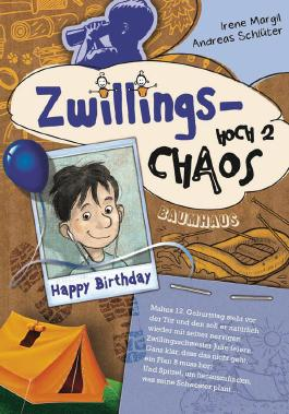 Zwillingschaos hoch zwei - Happy Birthday