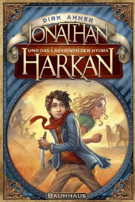 Jonathan Harkan und das Labyrinth der Hydra