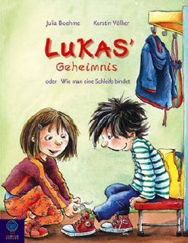 Lukas' Geheimnis oder: Wie man eine Schleife bindet