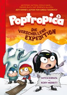 Poptropica - Die verschollene Expedition