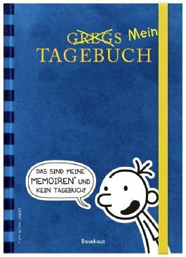 Gregs (Mein) Tagebuch (blau)