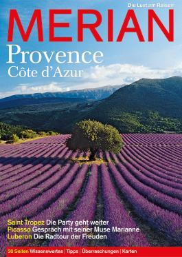 MERIAN Provence und Côte d'Azur