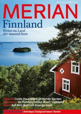 MERIAN Finnland