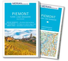 MERIAN momente Reiseführer Piemont Turin Lago Maggiore
