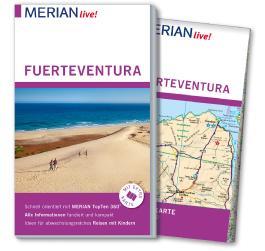 MERIAN live! Reiseführer Fuerteventura