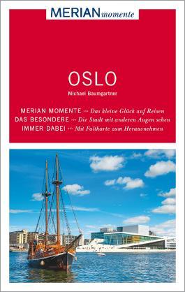 MERIAN momente Reiseführer Oslo