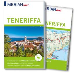 MERIAN live! Reiseführer Teneriffa