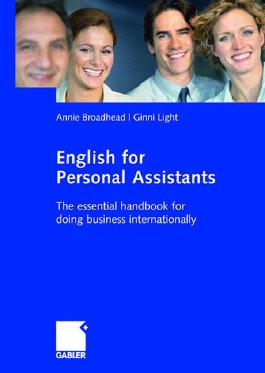 English for Personal Assistants