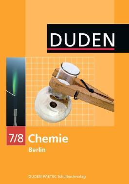 Duden Chemie - Sekundarstufe I - Berlin / 7./8. Schuljahr - Schülerbuch