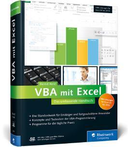VBA mit Excel, m. DVD-ROM