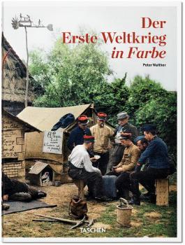 Der Erste Weltkrieg in Farbe