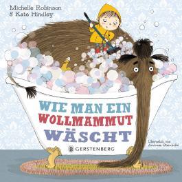 Wie man ein Wollmammut wäscht