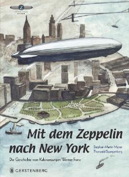 Mit dem Zeppelin nach New York