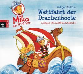 Mika, der Wikinger - Wettfahrt der Drachenboote