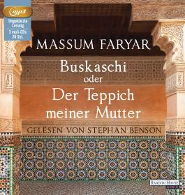 Buskaschi oder Der Teppich meiner Mutter, 3 MP3-CDs