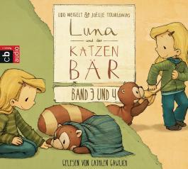 Luna und der Katzenbär Band 3 & 4