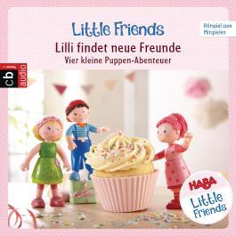 HABA Little Friends – Lilli findet neue Freunde