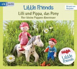 HABA Little Friends – Lilli und Pippa, das Pony (Hörspiel 2)