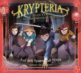 Krypteria - Jules Vernes geheimnisvolle Insel. Auf den Spuren der Ninja