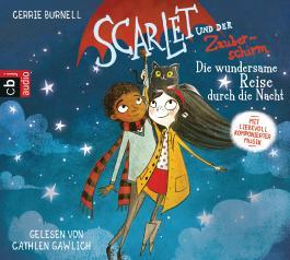 Scarlet und der Zauberschirm — Die wundersame Reise durch die Nacht