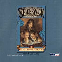 Die Spiderwick Geheimnisse - Eine unglaubliche Entdeckung
