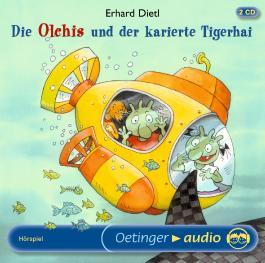 Die Olchis und der karierte Tigerhai (2 CD)