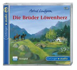 Die Brüder Löwenherz (2 CD)