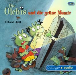 Die Olchis und die grüne Mumie (2 CD)