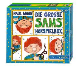 Die große Sams-Hörspielbox (6 CD)