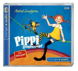 Pippi Langstrumpf – Das Hörspiel (2 CD)