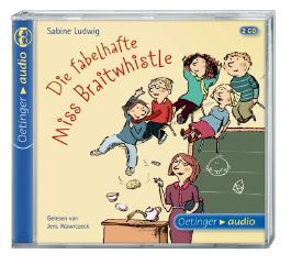 Die fabelhafte Miss Braitwhistle (2 CD)