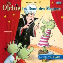 Die Olchis im Bann des Magiers (2 CD)