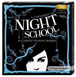 Night School. Du darfst keinem trauen (2 MP3-CDs)