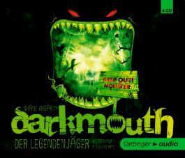 Darkmouth - Der Legendenjäger (4 CD)