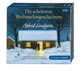 Die schönsten Weihnachtsgeschichten (3CD)