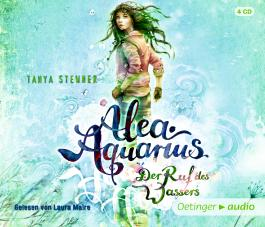 Alea Aquarius. Der Ruf des Wassers (4 CD)