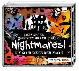 Nightmares! Die Schrecken der Nacht (4CD)