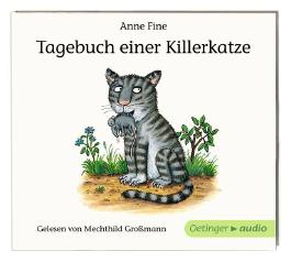 Tagebuch einer Killerkatze (CD)