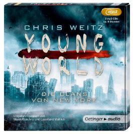 Young World – Die Clans von New York (2 MP3 CD)