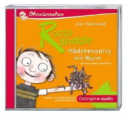 Rocco Randale - Mädchenparty mit Wurm CD
