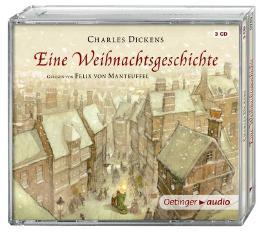 Eine Weihnachtsgeschichte (NA) (3 CD)