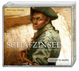 Die Schatzinsel (NA) (4 CD)