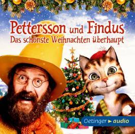 Pettersson und Findus - Das schönste Weihnachten überhaupt (CD)