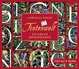 Tintenwelt. Die große Hörbuch-Box (6 CD) (AT)