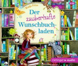 Der zauberhafte Wunschbuchladen (3 CD)