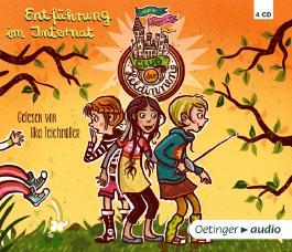Club der Heldinnen. Entführung im Internat (4 CD)