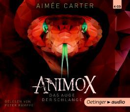 Animox. Das Auge der Schlange (4 CD)